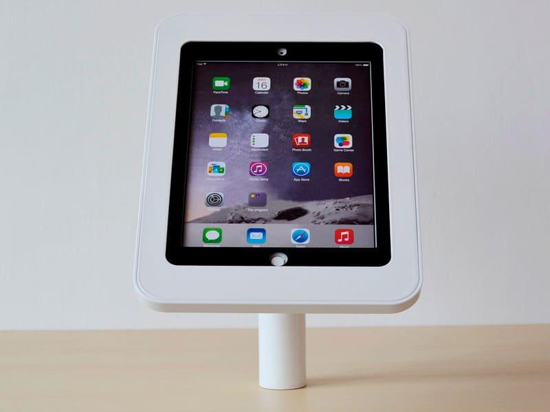 Настольная стойка для планшета с антивандальной функцией TE210-30, наклон 30°