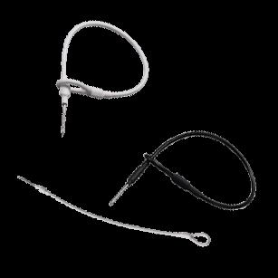 Тросики і голки для захисних датчиків