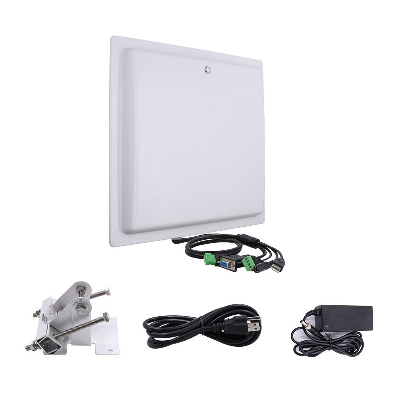 Интегрированный считыватель RFID UHF высокой дальности 865-868 MHz 12 dbi (RS-232)