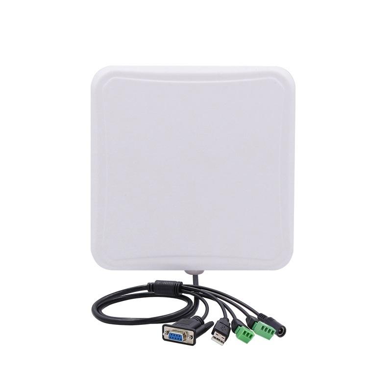 Интегрированный считыватель RFID UHF средней дальности 865-868 MHz 6 dbi (RS-232)