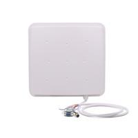 Интегрированный считыватель RFID UHF средней дальности 865-868 MHz (RS-232) автономный