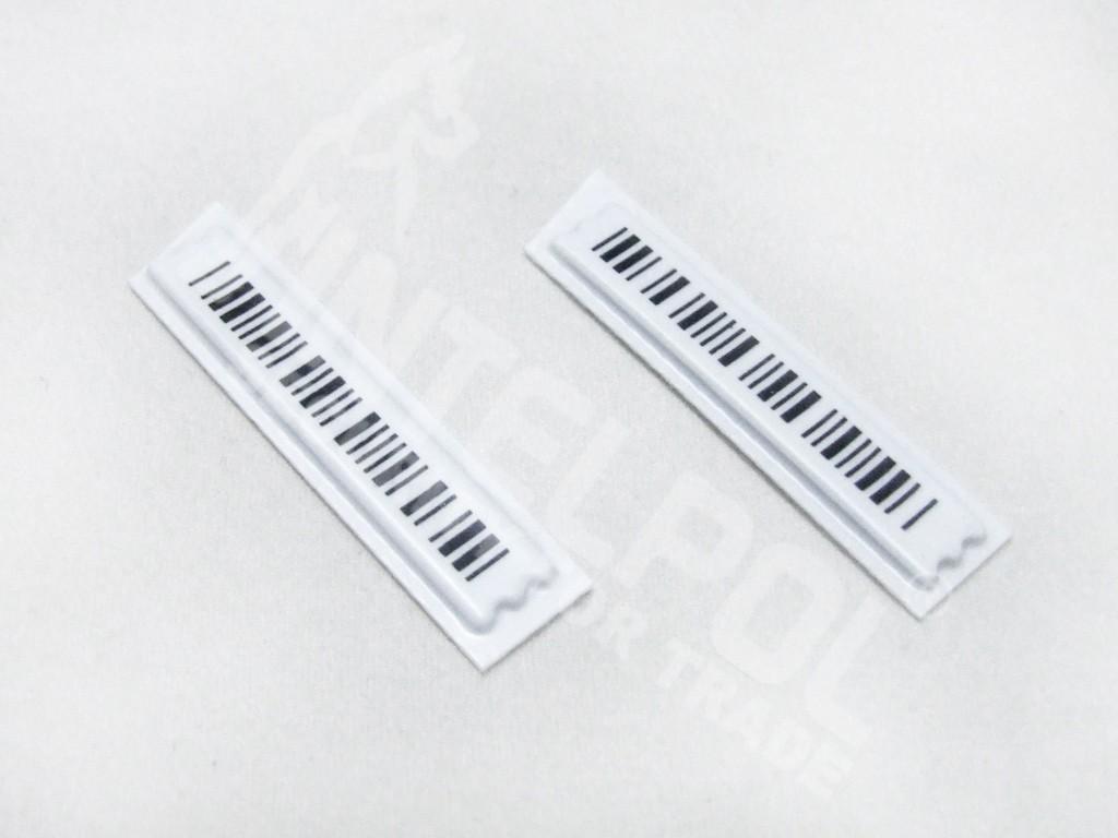 Акустомагнитная этикетка SENSORMATIC (СЕНСОРМАТИК) АМ двухконтурная (DOUBLE STRIP) 5000 ШТ./УПАКОВКА