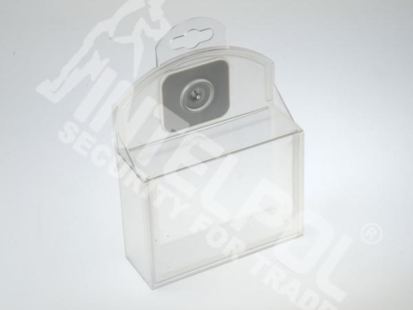 Защитный сейфер прозрачный SF5009 Health & Beauty с замком NORMAL LOCK