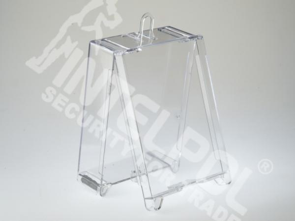 Захисний сейфер прозорий SF5010 Single Tape Pack із замком NORMAL LOCK