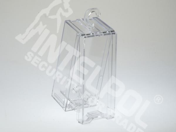 Защитный сейфер прозрачный SF5012 Health & Beauty с замком NORMAL LOCK
