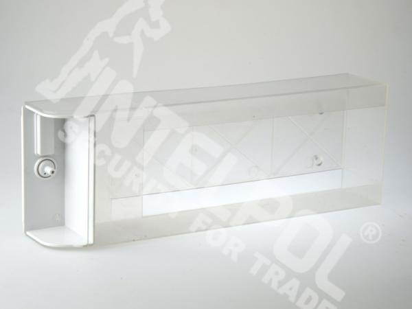 Защитный сейфер прозрачный SF5023 Cigarette Safer с замком NORMAL LOCK