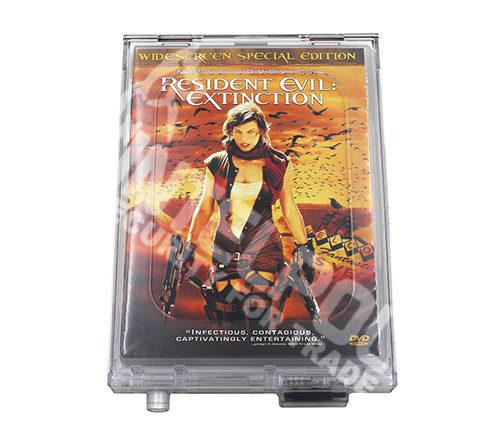 Захисний сейфер прозорий SF5020 DVD Ultra Safer із замком NORMAL LOCK