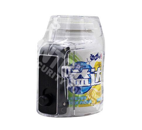 Захисний сейфер прозорий SF5037 Xylitol Gum Safer із замком NORMAL LOCK