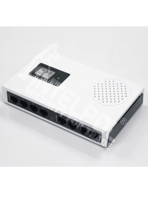 Контролер SafePlay SP3008 для захисту 8 пристроїв