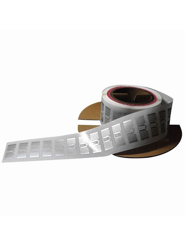 Метка UHF RFID самоклеящаяся этикетка 44х18 мм