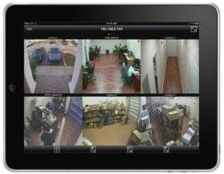 Управление системой видеонаблюдения