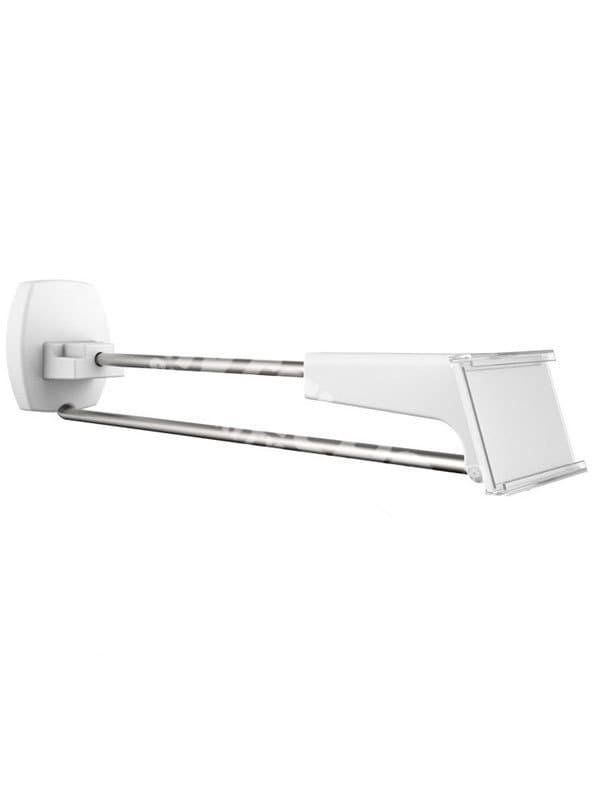 Защитные крючки для панели с перфорацией 12, 15 и 22 см